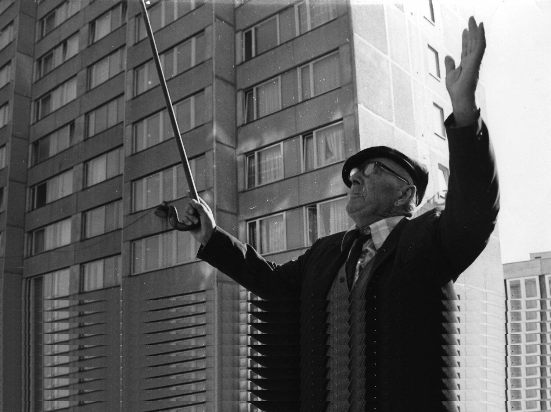 """""""Geschichte der Wände"""" - CSSR 1980 - Regie: Vera Chytilová"""
