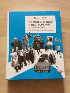 """Cover von """"Polnische Spuren in Deutschland"""""""