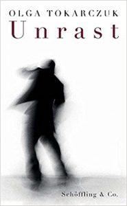 Buchcover Unrast (Schöffling und Co. Verlag, Frankfurt am Main 2009)