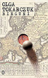 """Polnisches Buchcover von """"Unrast"""" - Wydawnictwo Literackie"""